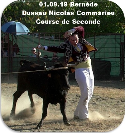 01 09 18 bernede dussau nicoals commarieu course de seconde