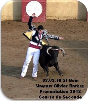 03 03 18 st gein maynus olivier barere presentation cedric da silva