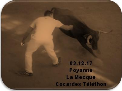 03 12 17 poyanne la mecque cocardes telethon
