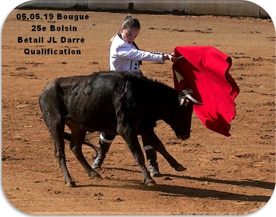 05 05 19 bougue 25e bolsin betail jl darre qualification