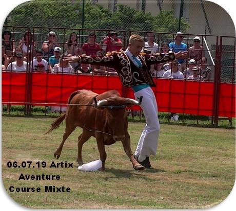 06 07 19 artix aventura course mixte
