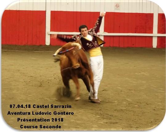 07 04 18 castel sarrazin aventure ludovic gontero presentation 2018