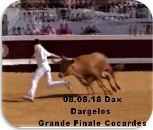 08 09 18 dax dargelos la grande finale des cocardes