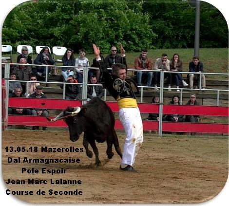 1305 18 mazerolles 40 dal armagnacaise jean marc lalanne course de seconde