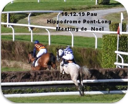 15 12 19 pau hippodrome pont long meeting noel