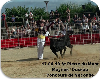 17 06 18 st pierre du mont maynus dussau concours de seconde