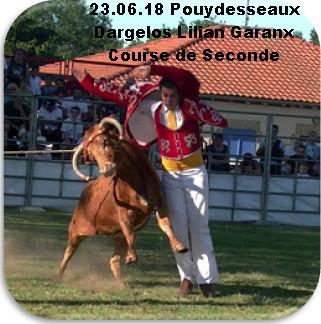 23 06 18 pouydesseaux dargelos lilian garanx course seconde