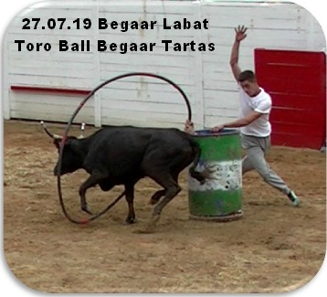 27 07 19 begaar labat toro ball begaar tartas