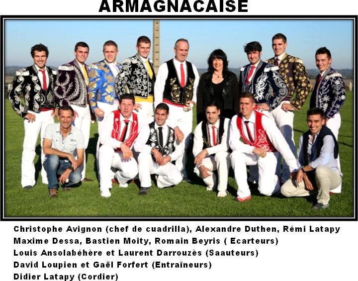 Armagnacaise 2017