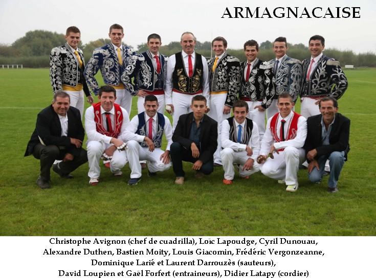 Armagnacaise 2015