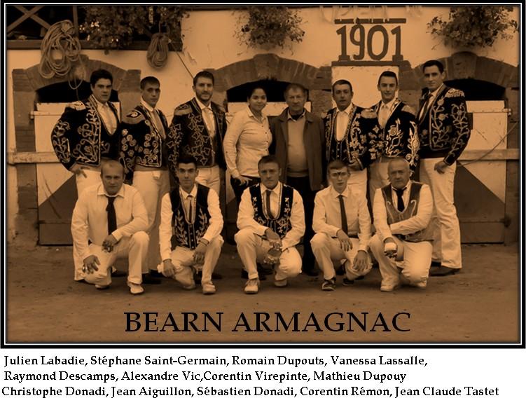 Bearn armagnac alexandre vic