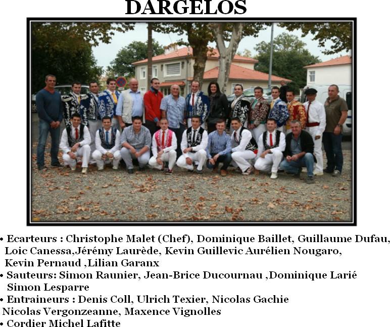Dargelos seconde