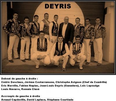 Deyris christophe avignon 2018