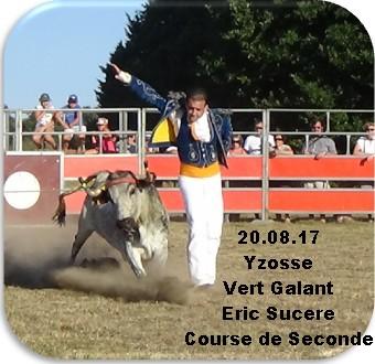 20.08.17 Yzosse Vert Galant Seconde