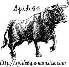 Logo spide64