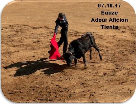 07.10.17 Eauze Jean Louis Darré Adour Aficion